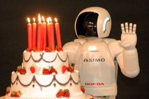 10 ans - Asimo